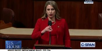 Rep. Katie Hill's Final Floor Speech Torpedoes Double Standard That Forced Her Resignation