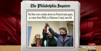 Massive Blue Wave Wipes Out Republicans In Philadelphia Suburbs