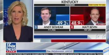 Laura Ingraham Thanks The Power Of Trump For Kentucky's Great Night