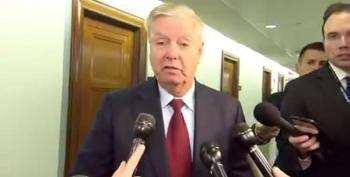 Lindsey Graham Tries Using Trump's Incompetence As His Alibi