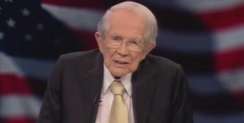 Pat Robertson Celebrates Trump Court Packing