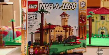 Trump Introduces 'Mar-A-Lego' For The Holidays