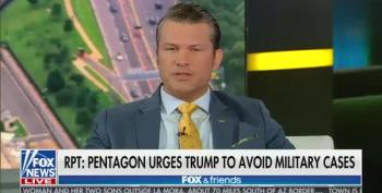 Pete Hegseth Introduces Erik Prince And His 'So Called' War Crimes