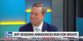 Fox's 'Serious Reporter' Calls Jeff Sessions 'Trump Before Trump'