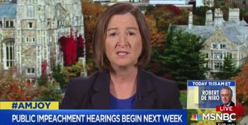 Barb McQuade Gives Dems Advice On Impeachment Messaging