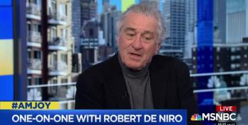 Robert DeNiro Insists Trump 'Has To Pay' For What He's Done