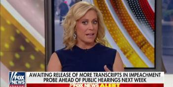 Fox's Melissa Francis: Trump Wasn't Trying To Dig Up Dirt On A Political Opponent If Hunter Biden 'Did Something Corrupt'