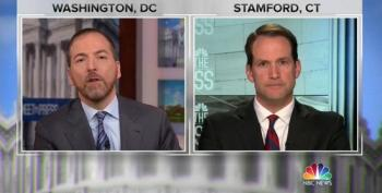 Rep. Jim Himes Calls Out Chuck Todd For Allowing Rand Paul To Spin Trump's Extortion Of Ukraine