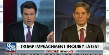 Fox's Leland Vittert Tries To Distance Trump From Ukrainian Extortion