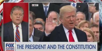 Judge Napolitano Questions Trump's Fitness For Office