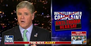 Hannity Issues Orders To Senate Republicans On Impeachment Hearings