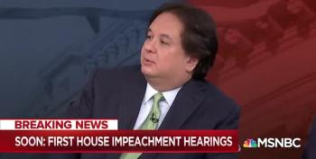 George Conway Makes Rare TV Appearance On Morning Of Impeachment