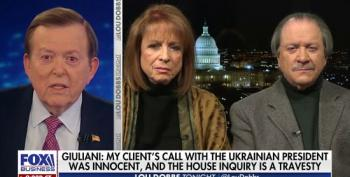 Joe DiGenova Tells Lou Dobbs That George Soros Controls A Large Part Of The State Department And FBI