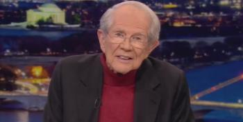 Pat Robertson: Trump Coddling Erdogan 'Makes Me Sick'