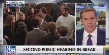 Even Fox News Notices Trump's Witness Intimidation