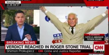 Roger Stone Guilty On Seven Counts