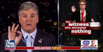 Hannity Smears Ambassador As 'Self-Important Very Narcissistic Diplomat Snowflake'