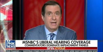 Howard Kurtz Whines About Media's Coverage Of The Conways' Marriage