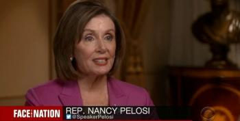 Nancy Pelosi Calls Trump Out For Being Insecure And Feeling Like 'An Imposter'