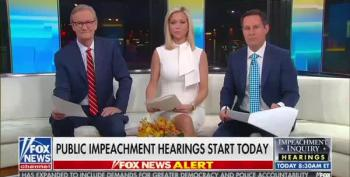 Fox Begs Trump To Avoid Witness Intimidation For One Day