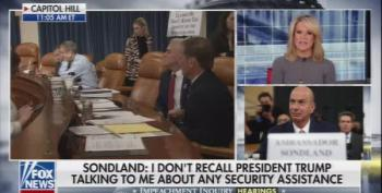 Bret Baier And Martha MacCallum React To Sondland Testimony