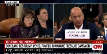 Rep. Jackie Speier Hits Trump For Lying