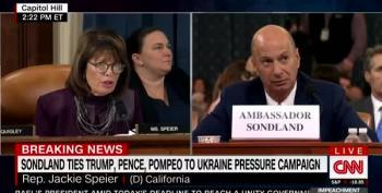 Rep. Jackie Speier Hits Trump For Lying