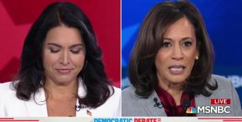 Kamala Harris Destroyed Tulsi Gabbard For, Well, EVERYTHING