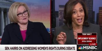 Harris Says Stop Thanking Black Female Voters, Do Something