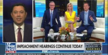 Fox And Friends Turns On Rudy Guiliani: 'Rein Him In!""