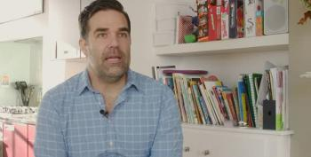 WATCH American Actor Rob Delaney Praises The UK's Wonderful National Health Service