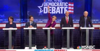 SNL Democratic Debate Sketch Brought Back Old Favorites And Added Some New
