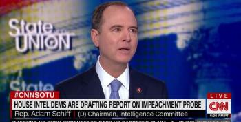 Adam Schiff On Party-Line Vote On Impeachment: 'Failure By The GOP To Put The Country Above Their Party'