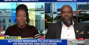 Joy Reid Interviews Michael Harriot About His Convo With Pete Buttigieg