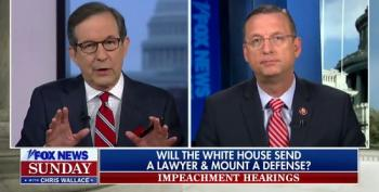 Rep. Doug Collins: 'The First Person That Needs To Testify Is Adam Schiff'