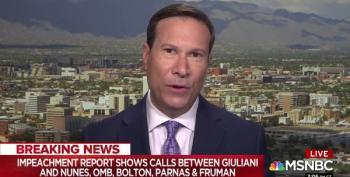 Frank Figliuzzi: Is Rudy Giuliani Running A Corrupt Organization In The White House?