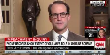 Rep. Jim Himes: How House Investigation Exposed Trump's 'Sinister' Ukraine Plot