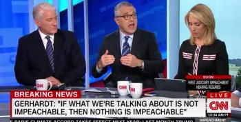 Jeffrey Toobin Explains Why Turley's Arguments Are So Lame