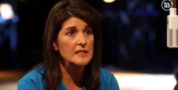 Nikki Haley: Confederate Flag, A Symbol Of 'Service, Heritage And Sacrifice'
