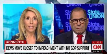 Dana Bash Trolls Jerrold Nadler Over Lack Of Bipartisan Support For Impeachment