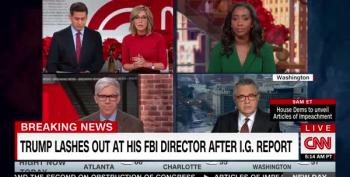 Jeffrey Toobin: Lying About IG Report Is Organized Operation