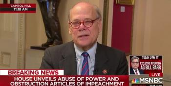 Rep. Steve Cohen Criticizes MSNBC For Playing GOP 'Propaganda'