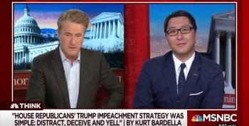 Scarborough Summarizes GOP Trump Defense: 'Loud Noises! That's All They Have'
