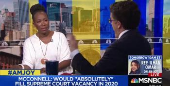 Joy Reid Boils It Down: 'Only Republicans Are Allowed To Appoint Judges'