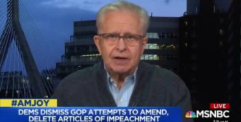 Laurence Tribe: Make Trump 'The OJ Simpson Of Presidents'