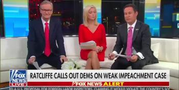 Fox And Friends Flips Out: Poll Shows Support For Impeachment