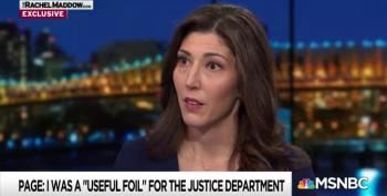 Lisa Page: 'Insurance Policy' Was About Protecting America From Trump