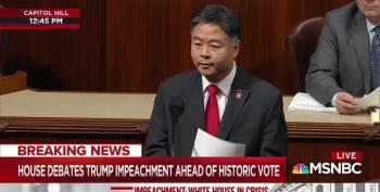 Rep. Ted Lieu Made The Impeachment Argument Very Simple