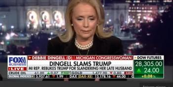 Maria Bartiromo And Other Fox Hosts Apologize To Debbie Dingell For Trump