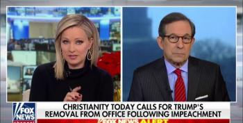 Fox Hosts Whitewash Trump's Unhinged Attack On 'Christianity Today'